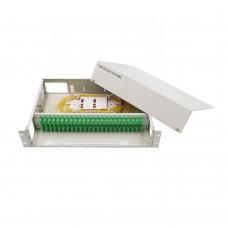 Оптический кросс FDF-RM-K 2U (FC,SC, LC,ST) пустой